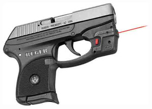 Ctc Laser Defender Accuguard - Red Ruger Lcp