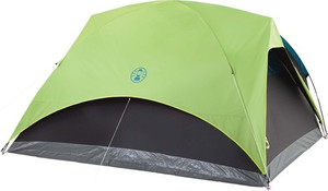 Coleman Carlsbad Dome Tent W/ - Screen Room 4 Person 9'x7'x4'