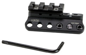 Bcm Light Mount Keymod For All - Picatinny Mount Lights