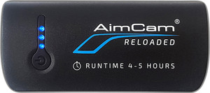 Aimcam Reloaded Powerpack - W/led Power Indicator