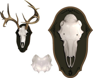 Mountain Mike's Black Forest - Deer Plaque Kit