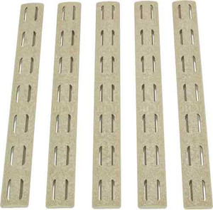 "Bcm Rail Panel Kit Keymod 5.5"" - Fde 5 Pack"