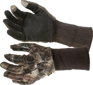 Allen Mesh Gloves Mo Country - Breathable Mesh Fabric
