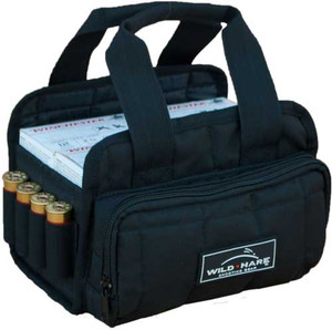 Peregrine Outdoors Wild Hare - Deluxe 4-box Carrier Black