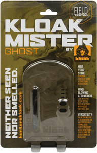Hunter's Kloak Mister Ghost - Gen 3 W/charging Cable