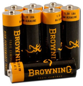 Browning Alkaline Batteries - Aa 8-pack