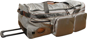 """Scentcrusher Ozone Roller Bag - W/ 10"""" Insulated Ext Pocket"""