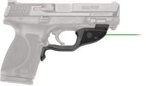 Ctc Laser Laserguard Green - S&w M&p M2.0 Full & Compact