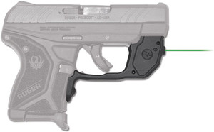 Ctc Laser Laserguard Green - Ruger Lcp Ii
