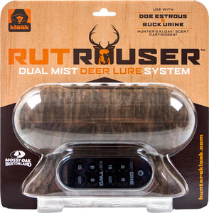 Hunter's Kloak Rut Rouser Dual - Mister W/charging Cable/remote