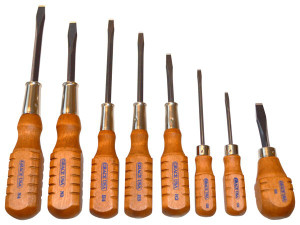 Grace Usa Screwdriver Set - Original Gun Care Set Of 8