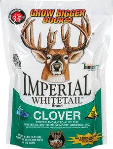 Whitetail Institute Imperial - Clover 1/2 Acre 4lb Sprng/fall