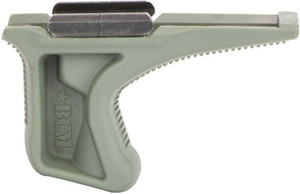 Bcm Angled Grip Foliage Green - Fits Picatinny Rails