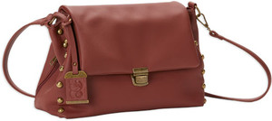 Bulldog Concealed Carry Purse - Conv Hobo/crossbody Rust