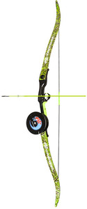 "Pse Bowfishing Kit Kingfisher - 56"" 40# Rh Green Dk'd"