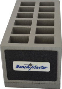 Benchmaster Double Stack 45acp - 12 Unit Mag Rack