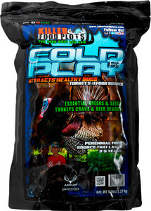 Killer Food Plots Cold Play - 1/2 Acre 5lbs
