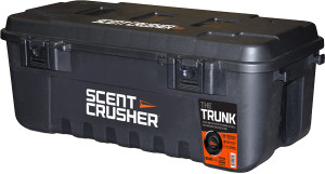 Scentcrusher The Trunk 108qt - Cpcty W/wheels & Halo Generatr