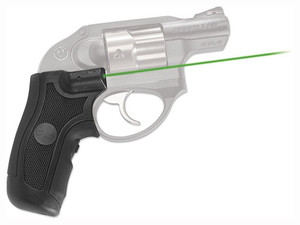 Ctc Laser Lasergrip Green - Ruger Lcr/lcrx