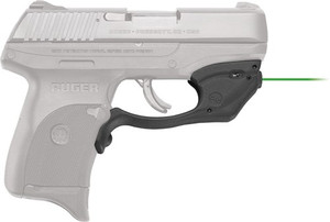Ctc Laser Laserguard Green - Ruger Lc9/lc9s/lc380/ec9s