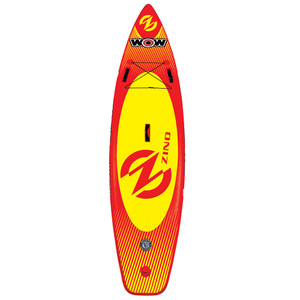 """WOW Watersports Zino 11"""" Inflatable Paddleboard Package"""