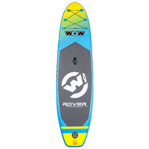 """WOW Watersports Rover 10'6"""" Inflatable Paddleboard Package"""