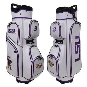 Bridgestone NCAA Golf Stand Bag-Georgia