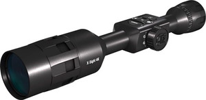 Atn X-sight 4k 5-20x Buck Hntr - Day Only Smart Rifle Scope