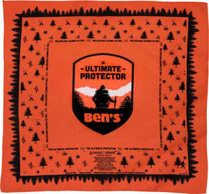 Amk Ben's Bandana With Insect - Shield