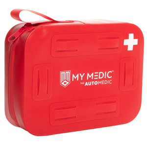 MyMedic Auto Medic Stormproof First Aid Kit - Red