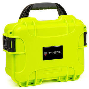 MyMedic Boat First Aid Kit - Lime Green