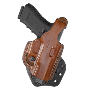 268 Flatside Paddle Xr17 Thumb Break Holster - H268TPRU-GL1722