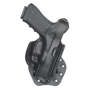 268 Flatside Paddle Xr17 Thumb Break Holster - H268BPLU-GL1722