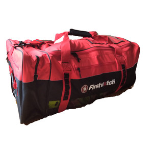 First Watch Gear Bag - Red/Black