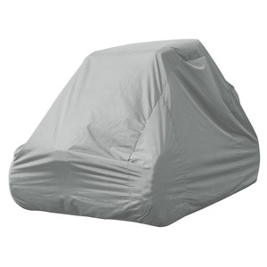 Carver Performance Poly-Guard Low Profile Wide Sport UTV Cover - Grey