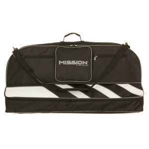 October Mountain Mission Case Black 38 In.