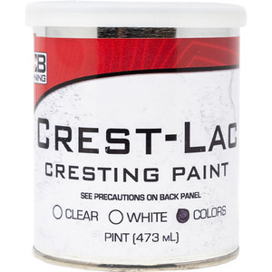 Bohning Crest-lac Paint Yellow Pint