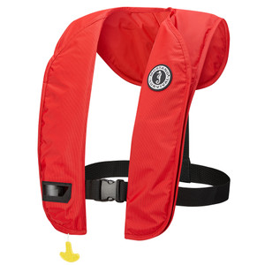 Mustang MIT 100 Inflatable Automatic PFD - Red