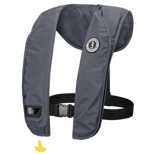 Mustang MIT 100 Inflatable Automatic PFD - Admiral Gray