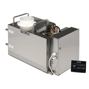 Velair 16K BTU VSD Marine Air Conditioner Unit - Brushless, Variable Speed, Soft Start, Reverse - Cycle Heat