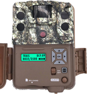 Browning Trail Cam Command Ops - Excel 18mp 720hd Video Camo