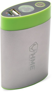 Hme Hand Warmer Rechargeable - 5 Hour W/led Torch Light