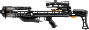 Mission Crossbow Sub-1 Xr - Package 410fps Black