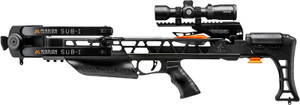 Mission Crossbow Sub-1 Package - 385fps Black