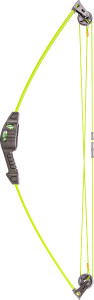 Bear Archery Youth Compound - Bow Spark Ambi Green Age 5-10