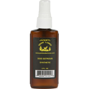 Jackies Synthetic Hot Doe Scent 2 Oz.