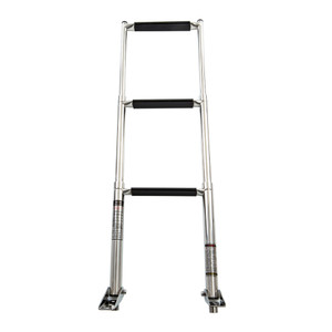 Whitecap 3-Step Telescoping Swim Ladder
