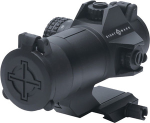 Sightmark Element 1x30 Red Dot - Sight W/flip Up Lens Covers