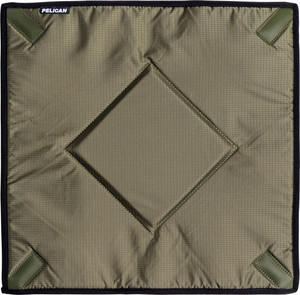 """Pelican Small Gear Wrap Olive - Drab 16""""x16"""" Packable"""