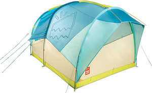 Ust House Party 6 Person Tent - W/storage And Footprint